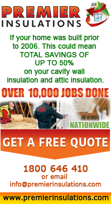 BER Insulation Company Donegal